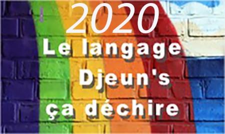 langage djeuns 2020 Ado Mode d'emploi