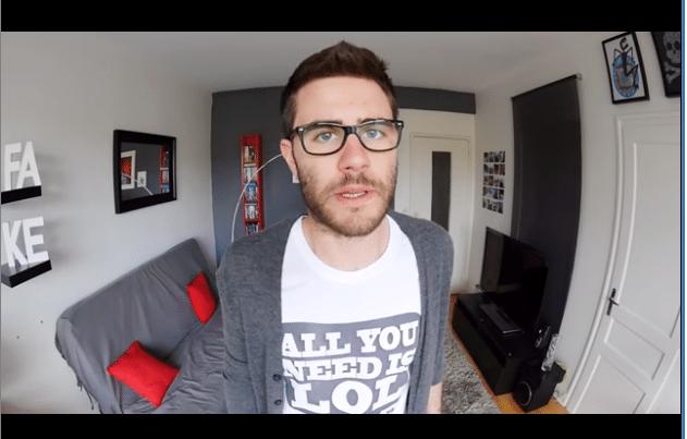 video cyprien le style vestimentaire